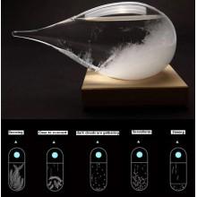 Storm  Glass  -  Din  Vejrstation