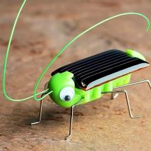 Gräshoppa  Solcell