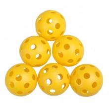 Hollow  träningsbollar  6-pack