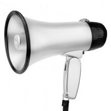 Megafon med siren