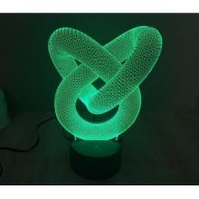 3D-Lampe Orm