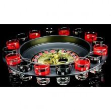 Roulette drickspel