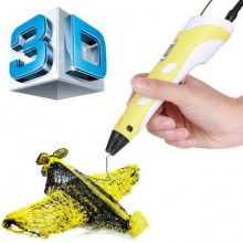 3D  Printer  Pen  -  Gul