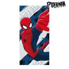 Spiderman Strandhandduk
