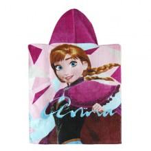 Frozen-Poncho till barn