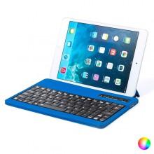 Bluetooth-tangentbord  till  surfplatta  -  Svart