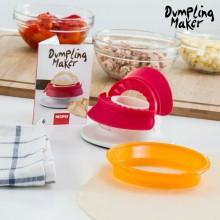 Dumplingsform  med  kokbok