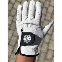 Vita  golfhandskar