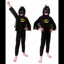 Batman-dräkt - barn