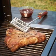 BBQ  brännjärn  till  kött