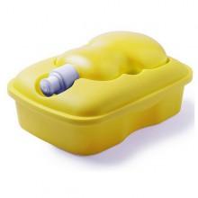 Lunchlåda med vattenflaska