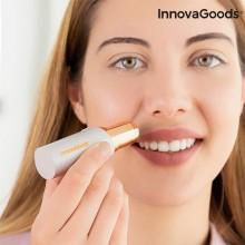 Hårtrimmer med LED för ansiktet - smärtfri