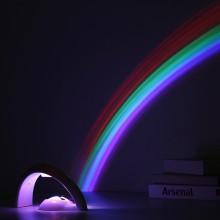 Regnbågslampa
