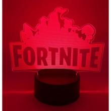 Fortnite  3D-lampa