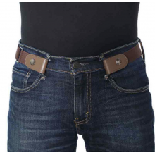 Smart bälte utan bältesspänne