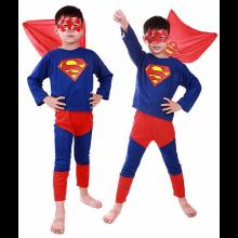 Supermandräkt till barn