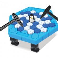 Pingvinspel för barn