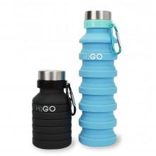 H2Go vikbar vattenflaska