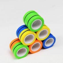 Fidget ringe - Flere farver - 3 stk pr pakke