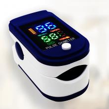 Puls - och syremätare till fingrarna (oximeter)