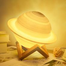 Saturnus Led lampa - 13 cm