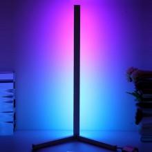 RGB hörnlampa 50 cm - Med fjärrkontroll