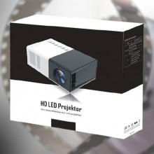 Mini projektor med HD upplösning