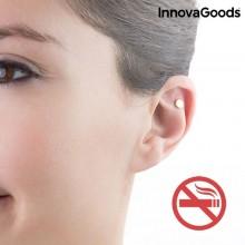 Akupunktursmagnet till rökstopp