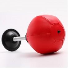 Boxningsboll till skrivbordet.